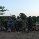 African Safari Hunting Camp
