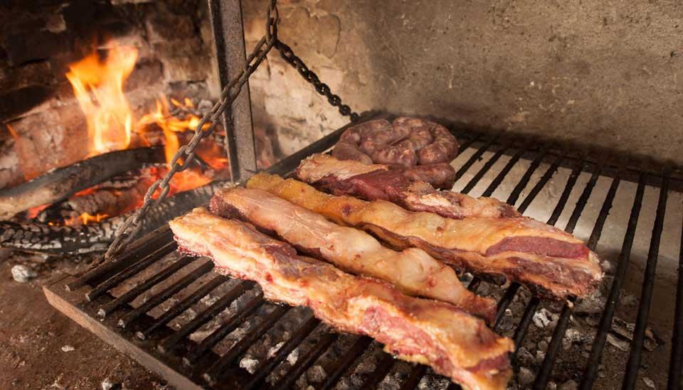 Gourmet Dining in Argentina