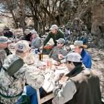 Dove Hunting Gourmet BBQ