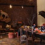 Safari Lodge Dining Room