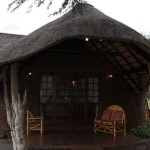 African Hunting Chalet